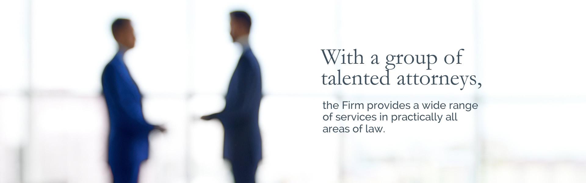 Firma de abogados expertos en derecho comercial